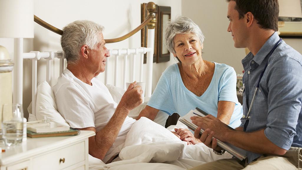 Выбор дома престарелых для пожилого человека - Дом престарелых Харьков